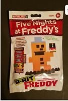 McFarlane Toys Five Nights at Freddy's Construction Set FNAF 8-Bit Freddy