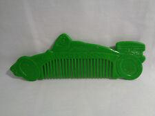 Vintage 1985 McDonald's Grimace Gr-r-o-o-o-mer Comb Dark Green - scraped