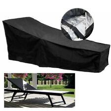 Liegestuhl Staubschutz Wasserdichte Möbel Staubdichter Garten Patio Protector E