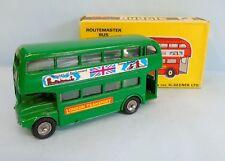 23351 BUDGIE TOYS / ENGLAND / 236 ROUTEMASTER BUS VERT 1/50