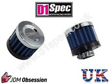 D1 SPEC CRANKCASE AIR BREATHER FILTER OIL CATCH TANK FILTER 12mm NECK JDM