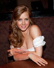 Amy Adams Actress  8X10 GLOSSY PHOTO PICTURE IMAGE ala53
