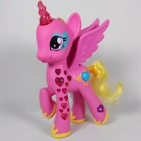 My Little Pony Light Up Hearts Figure Musical Princess Cadence Pink Hasbro 2014