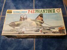 1/48 MCDONNELL DOUGLAS F-4E PHANTOM II Fujimi USAF KIT NO. FP-1-398