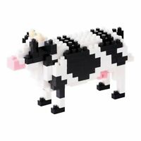 Nanoblock Mini Critters Series by Kawada Cow NBC 141 NEW