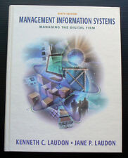 Management Information Systems Kenneth & Jane Laudon 9th Edition Digital IT Web