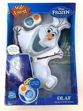 Disney Olaf Interactive Wall Character with Remote 13 Inch Light New