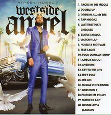 BIG MIKE - NIPSEY HUSSLE - WESTSIDE ANGEL (MIX CD)