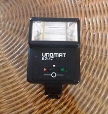 Flash elettronico universale Unomat B24CT - Funzionante