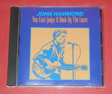 John Hammond - I can't judge a book by the cover -- CD / Blues