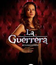 telenovela brasileña La Guerrera  32 dvd