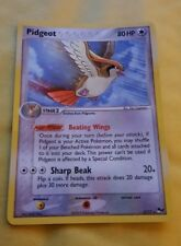 POKEMON PROMO CARD - POP SERIES 2 #2/17 PIDGEOT (HOLO)