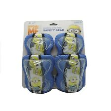 Despicable Me Minions Elbow and Knee Safety Pads NEW