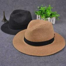 Fedora White Hats for Men
