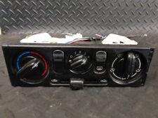 1999 MAZDA MX-5 1.8i 2DR HEATER CONTROL PANEL