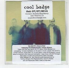 (FE170) The Old 97's, Give It Time - 2014 DJ CD