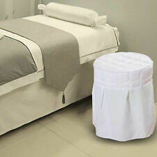 Beauty Salon Round Chair Cover Washable Stool Cover Accessories for Home Spa