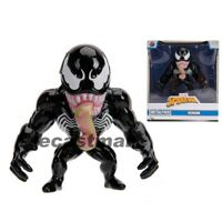"Jada 4"" MetalFigs Venom Spider-Man Marvel Movie Figure 31265 Metals Diecast New"