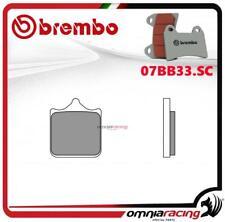 Brembo SC - Pastiglie freno sinterizzate anteriori per Derbi 659 MULHACEN 2006>