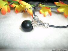 Mignon Collier en unique Perle de l'Obsidienne Noire