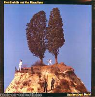 Elvis Costello 1984 Goodbye Cruel World Original Jumbo Promo Poster