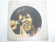 ELVIS PRESLEY A LEGENDARY PERFORMER RARE LP record vinyl INDIA INDIAN 111 VG+