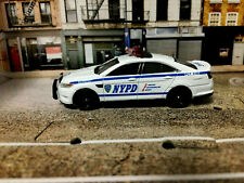 GreenLight 2011 Ford Intercepter NYPD 1/64 police CAR