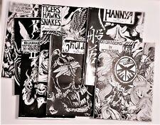 Tattoo Design Black & Grey Flash Pack of 7 Books