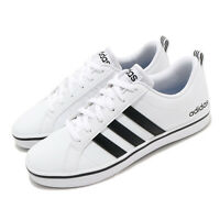 adidas VS Pace White Black Men Skate Boarding Casual Shoes Sneakers AW4594