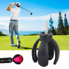 Black Durable Golf Ball Grabber Claw Pick Up Retriever 4-Prong for Putter Grip