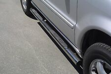 PROTEZIONI LATERALI,SIDE BAR WITH STEPS,MISUTONIDA PER MERCEDES ML 270/400 TDI