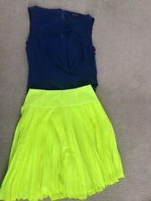 Nanette Lepore Top & Skirt 2 Pcs Set. BNNW