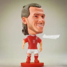 "Soccer Doll Wales team 11# BALE 2.5"" Dolls Action Figurine 2016 Style"