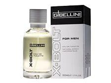 G Bellini X-Bolt For Men Eau de Toilette Perfume Natural Spray Vaporisateur 50ml