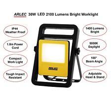 ARLEC LED Work Light 30W 2100 Lumens  Weather Proof 5000K Daylight Worklight