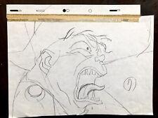 Creator of Aeon Flux Peter Chung's Alexander Senki Reign The Conqueror Sketch