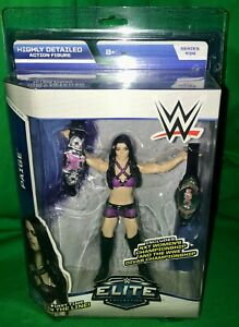 WWE Paige Diva Elite Series 34 First in Line Action Figure NXT & Diva Belts 2014