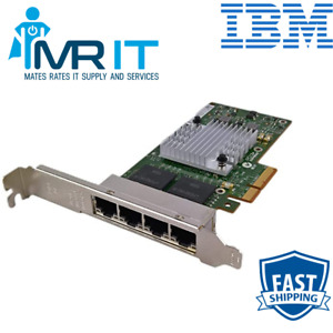 49Y4242 - IBM Intel Ethernet Quad Port Server Adapter I340-T4 49y4241