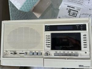 Nutone IM-4006 Radio Intercom Master Station White Finish. Tested when removed.