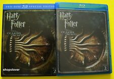 Harry Potter and the Chamber of Secrets (Blu-ray 2-Disc, 2016) - NO DIGITAL CODE