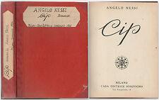 ROMANZO Angelo Nessi CIP Sonzogno 1924-L4707