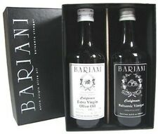BARIANI OLIVE OIL AND BARIANI BALSAMIC VINEGAR GIFT PACK FREE SHIPPING!