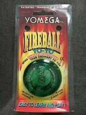 Yomega Yo-Yo Corp MADE IN USA Fireball High Performance Yo-Yo Green New