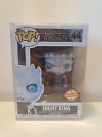 Funko Pop Game Of Thrones 44 Night King With Protector