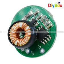 20MM 10W 3-12V With Switch Flashlight Driver Board T6/U2 XM-L2/U2 LED