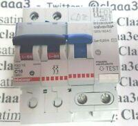 BTICINO SALVAVITA G23/32AC 0,03A + BTICINO  F82/16 BTDIN60 400V C16 6000