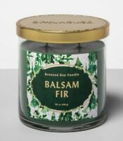15.1oz Lidded Glass Jar 2-Wick Candle Balsam Fir - Opalhouse