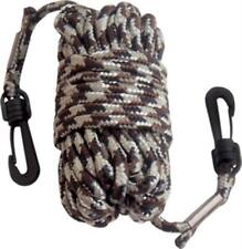 Primos 856533 Pull-Up 30-Foot-Long Camo Nylon Rope Snap Hook Ends