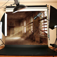 7X5FT Telón Fondo Fotografía Para Estudio Background Profesional Fábrica Vieja