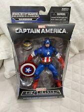 Marvel Legends Infinite Series Marvel Now! Captain America Mandroid BAF